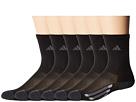 adidas Kids Vertical Stripe Crew 6-Pack (Toddler/Little Kid/Big Kid/Adult)