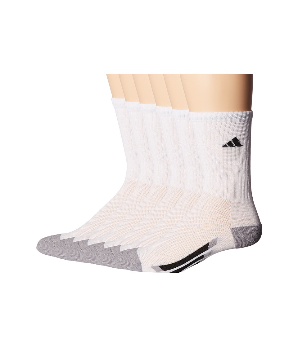 adidas Kids - Vertical Stripe Crew 6-Pack