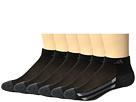 adidas Kids Vertical Stripe Low Cut 6-Pack (Toddler/Little Kid/Big Kid/Adult)