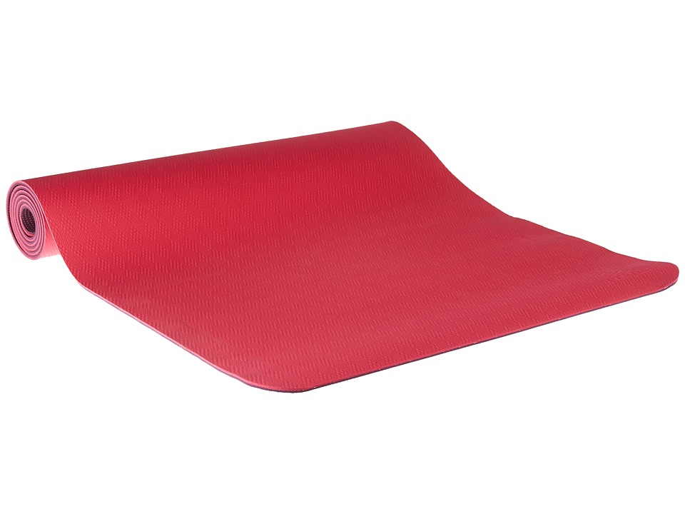 Prana - E.C.O. Yoga Mat (Cosmo Pink) Athletic Sports Equipment