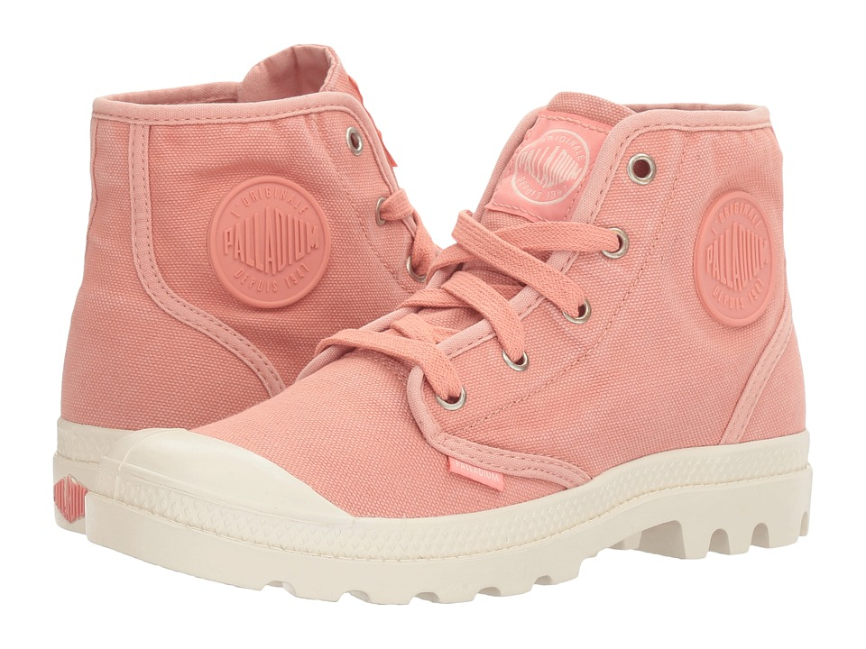 Palladium Pampa Hi (Raspberry/Marshmallow) Women
