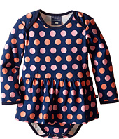 Toobydoo - Dot Party Ballerina Dress (Infant)