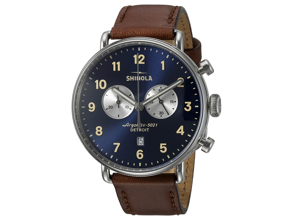 Shinola Detroit - The Canfield 43mm - 20001940
