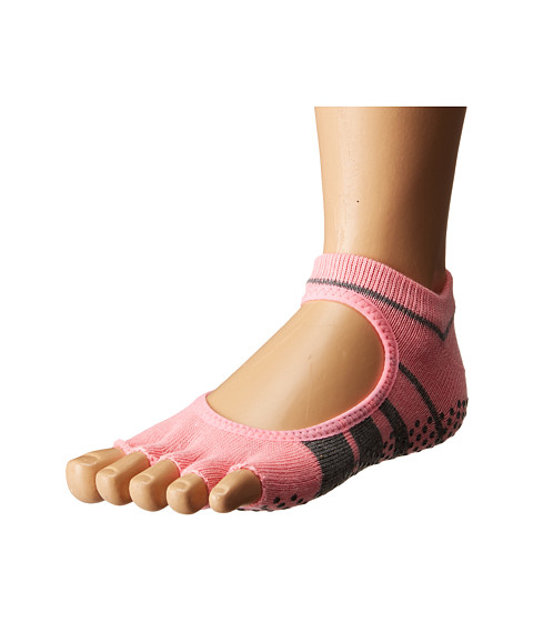 toesox Bella Half Toe w/ Grip 1-Pair Pack