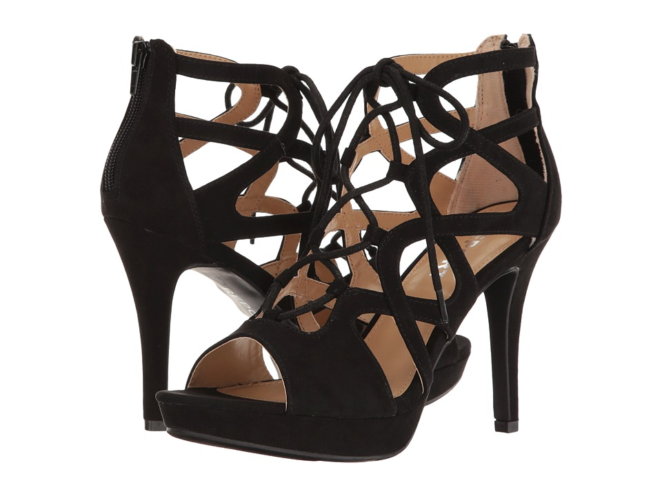 Report Laxy (Black) High Heels