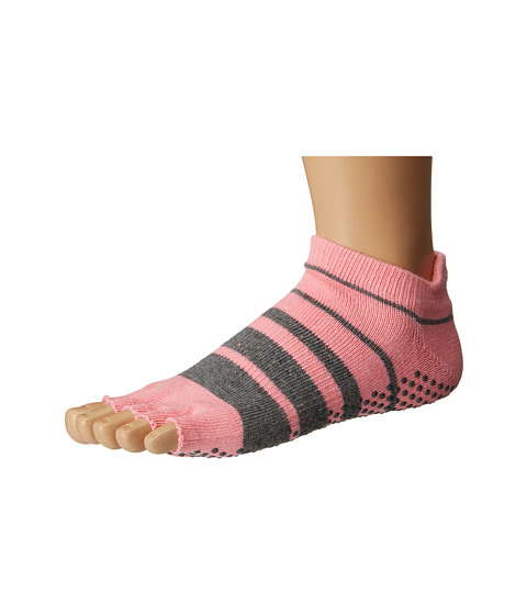 toesox Low Rise Half Toe 1-Pack