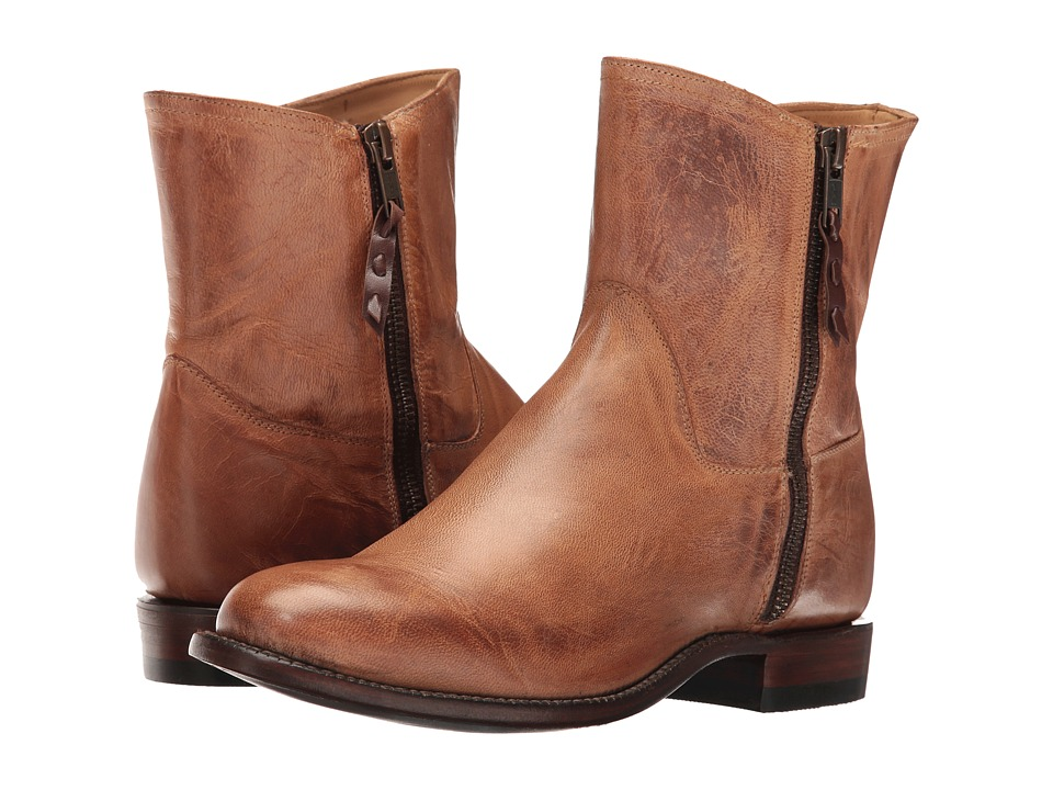Lucchese - Harper (Tan Mad Goat) Cowboy Boots