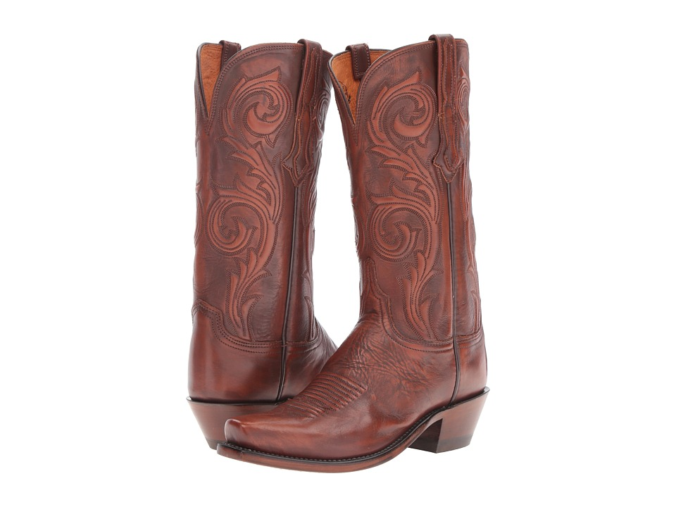 Lucchese - Nicole (Antique Rust) Womens Shoes