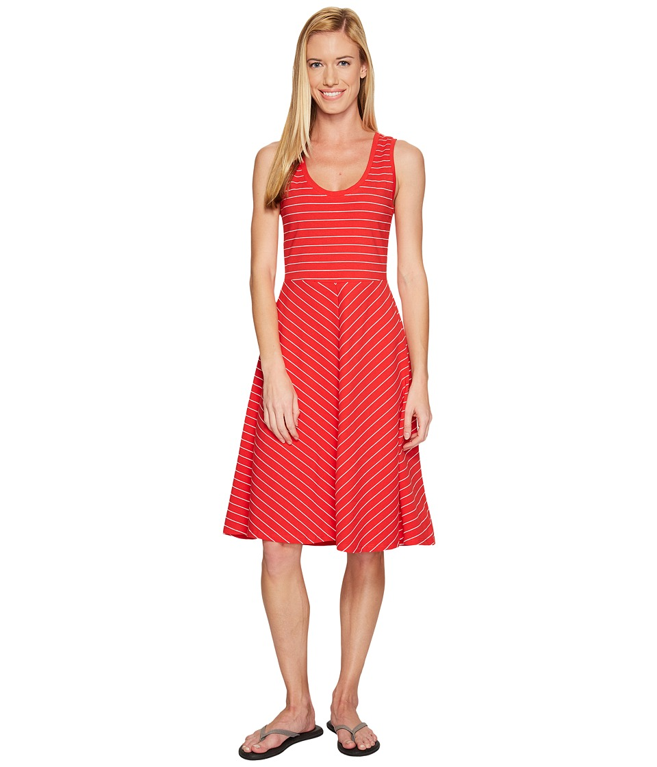 FIG Clothing Joe Dress (Cardinal) Women