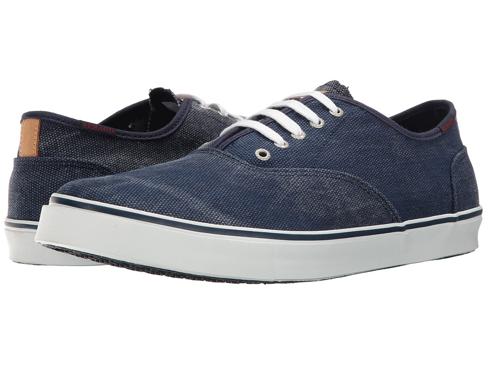 Sebago Nolan Lace-Up (Navy Canvas) Men