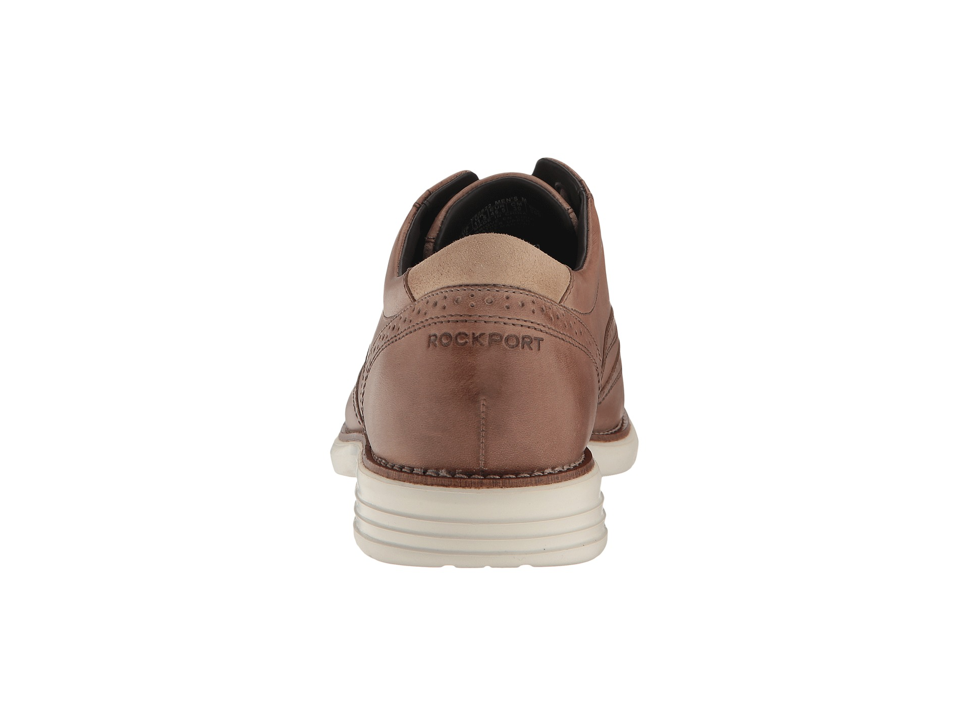 Rockport Total Motion Fusion Wing Tip at free shipping