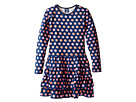 Dot Party Ruffle Dress (Toddler/Little Kids/Big Kids)