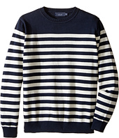 Toobydoo - Mr Handsome Crew Neck Sweater (Toddler/Little Kids/Big Kids)