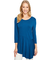 Vince Camuto - 3/4 Sleeve Asymmetrical Panel Hem Top