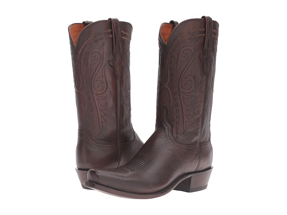 Lucchese - Brandon (Antique Castagno) Mens Boots