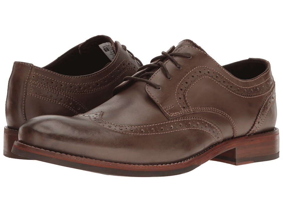 Rockport Wyat Wingtip Oxford (Coffee Leather) Men