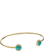 LAUREN Ralph Lauren - Match Point Faceted Stone Cuff Bracelet