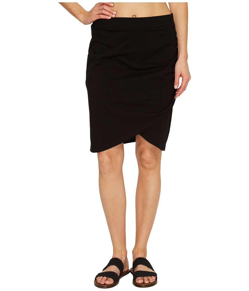 FIG Clothing Far Skirt (Black) Women