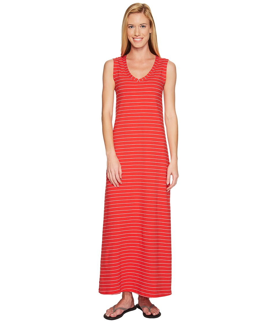 FIG Clothing Van Dress (Cardinal) Women