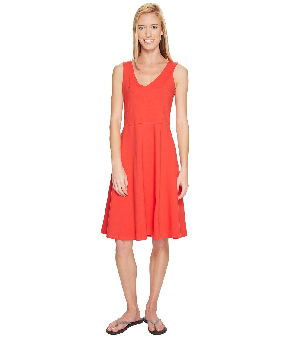 FIG Clothing Uky Dress (Cardinal) Women