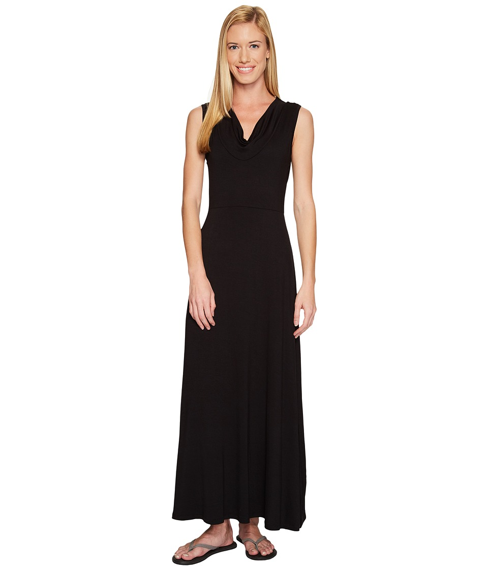 FIG Clothing Wel Lt Dress (Deep Black) Women
