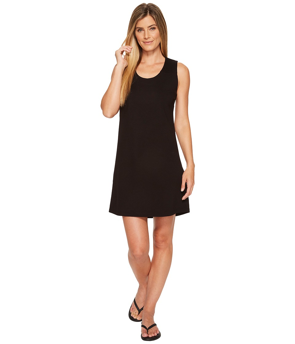 FIG Clothing - Bow Dress (Black) Womens Dress