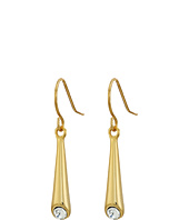 LAUREN Ralph Lauren - Smooth Operator Medium Metal Cone Earrings