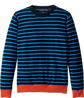 Toobydoo - Colin Crew Neck Sweater (Toddler/Little Kids/Big Kids)