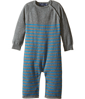 Toobydoo - Mr Blue Sweater Knit Jumpsuit (Infant)