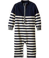 Toobydoo - Winter Stripe Zip Jumpsuit (Infant)