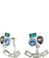 GUESS - Clustered Stone Earring Jacket Earrings