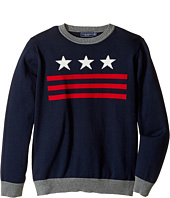 Toobydoo - You're a Star Crew Neck Sweater (Toddler/Little Kids/Big Kids)