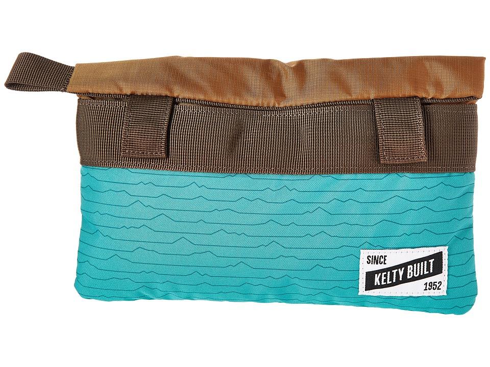 Kelty - Stash Pocket Small (Latigo Bay Infinite Mountain) Handbags