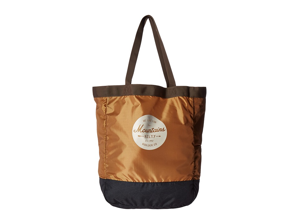 Kelty - Totes Tote (Black Geo Heather) Tote Handbags