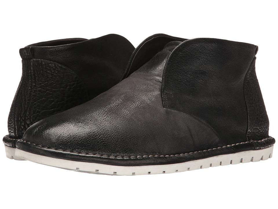 Marséll Gomma Pull-On Chukka (Black) Men's Boots