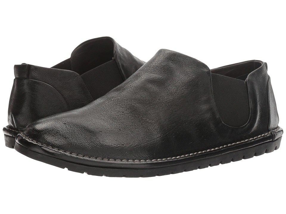 Marsell - Gomma Pull-On Loafer (Black) Mens Shoes