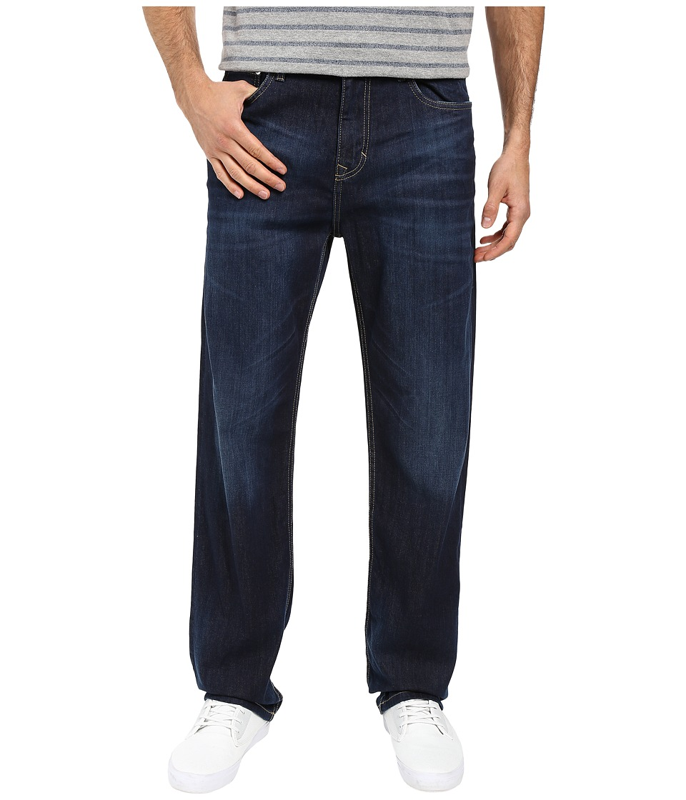 Calvin Klein Jeans Relaxed Straight in Deep Water (Deep Water) Men