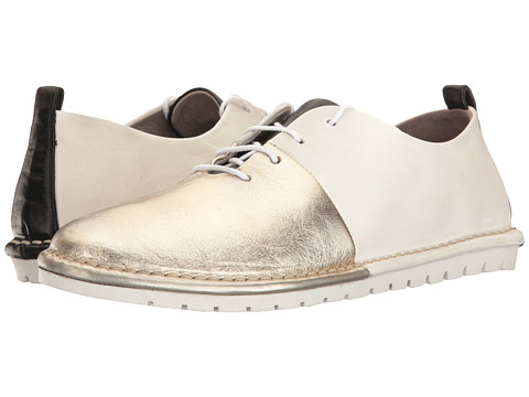 Marsell Split Two-Tone Oxford