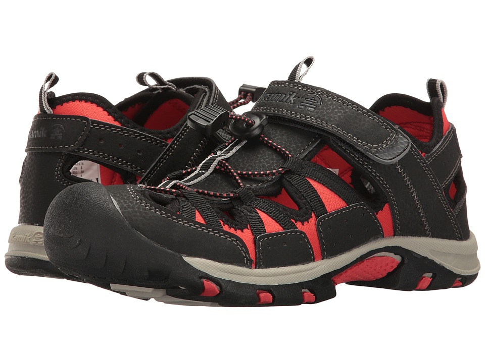 Kamik - Islander (Black) Womens Shoes