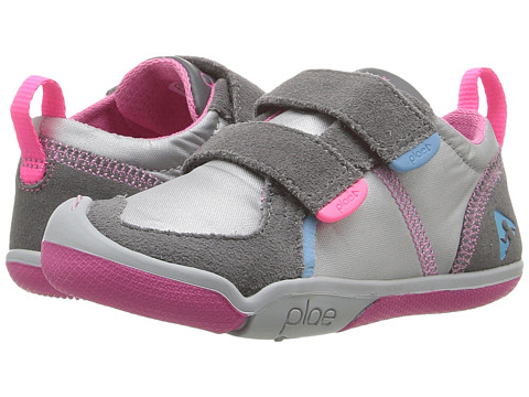 PLAE Ty (Toddler/Little Kid) - Silver/Pink