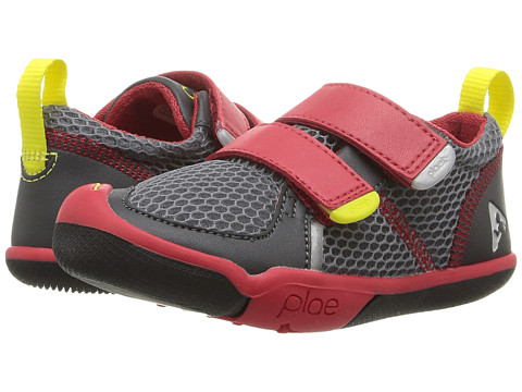 PLAE Ty (Toddler/Little Kid) - Red/Steel