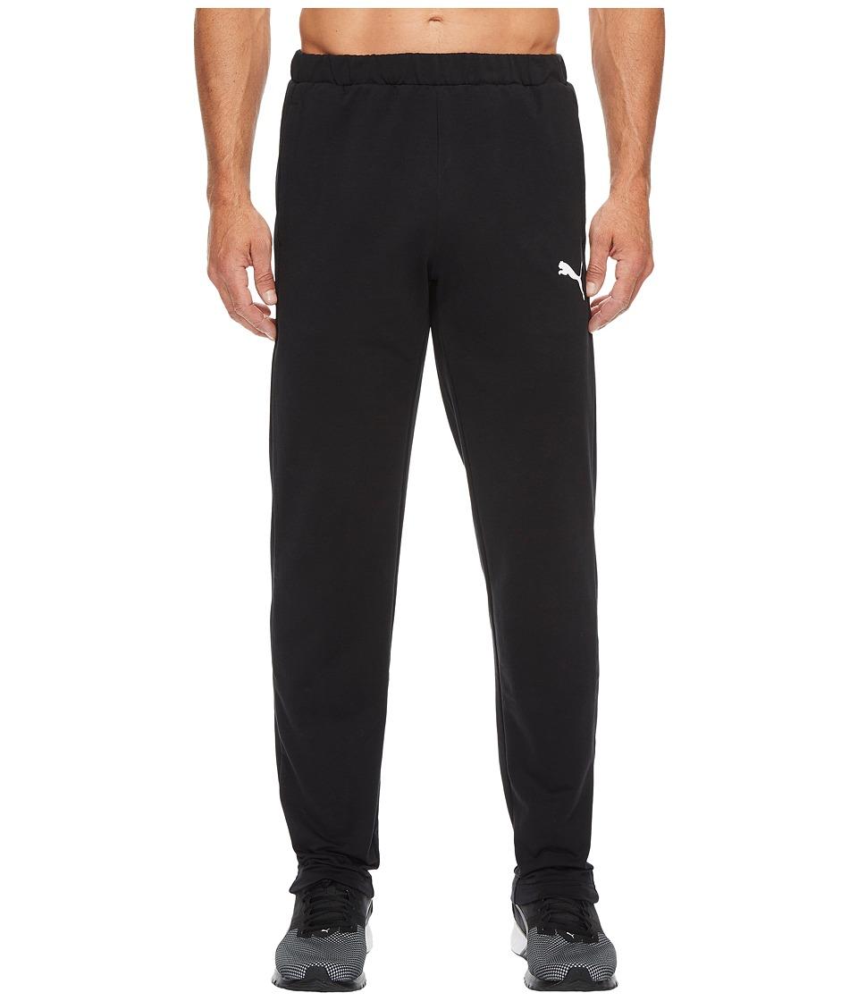 PUMA - Stretch Lite Pants Open (PUMA Black) Mens Casual Pants