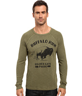 Lucky Brand - Buffalo Run Graphic Tee