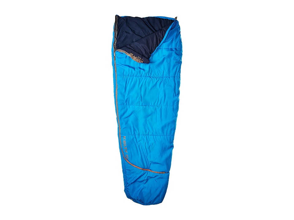 Kelty - Rambler 50 Degree Sleeping Bag (Paradise Blue) Outdoor Sports Equipment