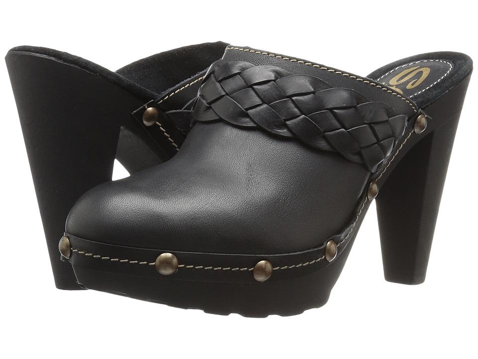 Sbicca Thalia (Black) High Heels