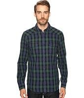 Lucky Brand - Verde Santa Fe Western Shirt