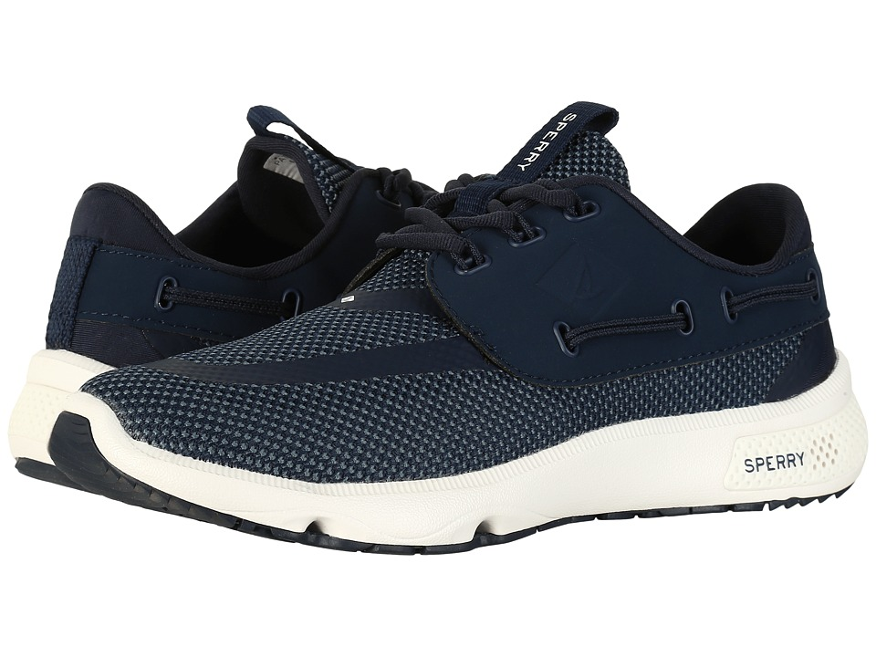 Sperry 7 Seas 3-Eye (Navy) Women