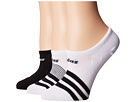 Superlite Super No Show Socks 3-Pack