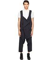 Vivienne Westwood - Suiting Pinstripe Overalls
