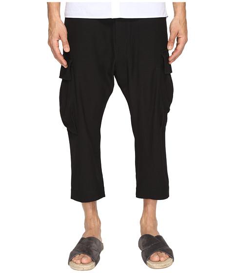 Vivienne Westwood Seersucker Samurai Trousers - Navy